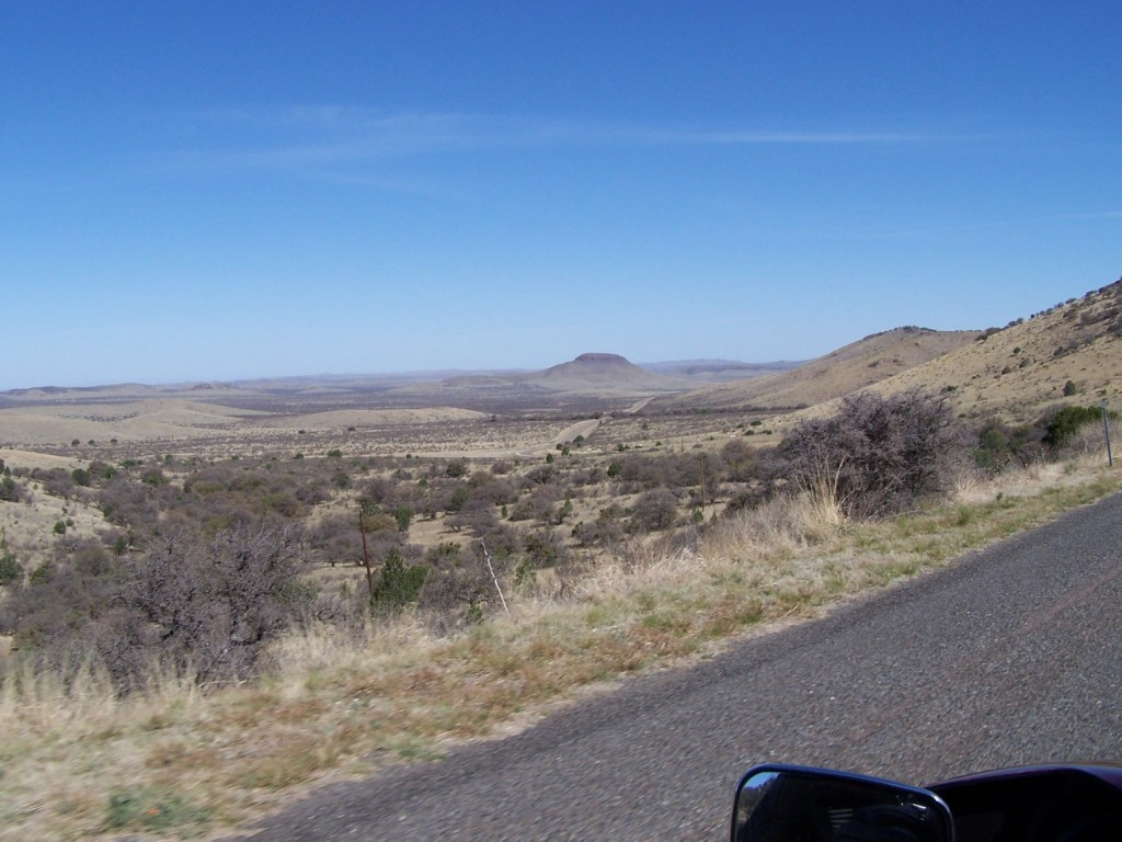 Big Bend, motorcycle, ride