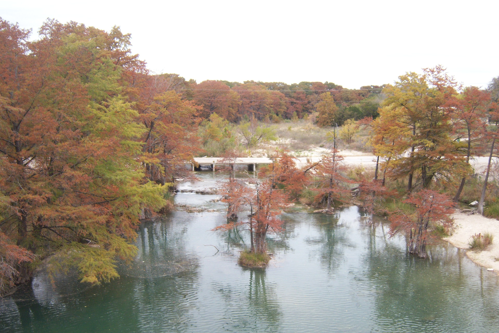 Texas hill country fall foliage motorcycle ride november 2012 the