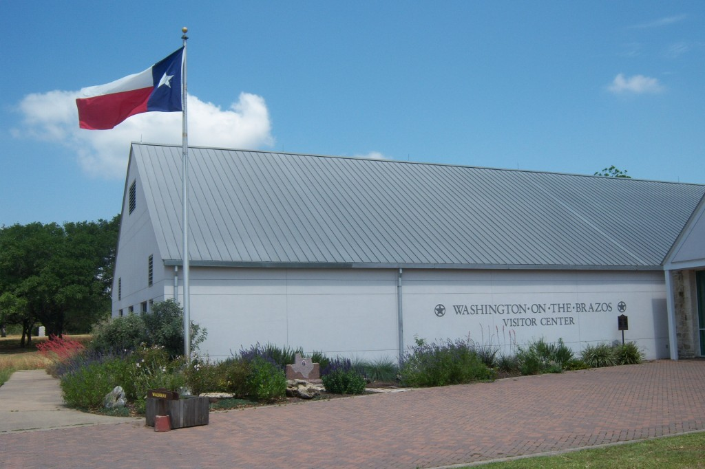 Washington on the Brazos Visitor Center