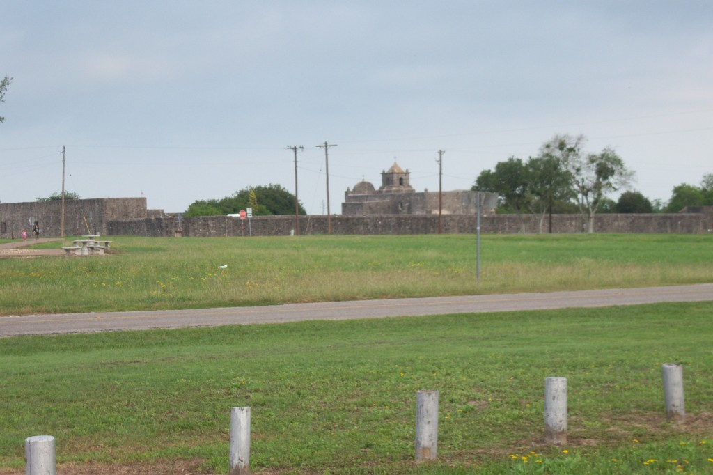 Texas Independence Trail, motorcycle, ride, Fannin, massacre, Goliad