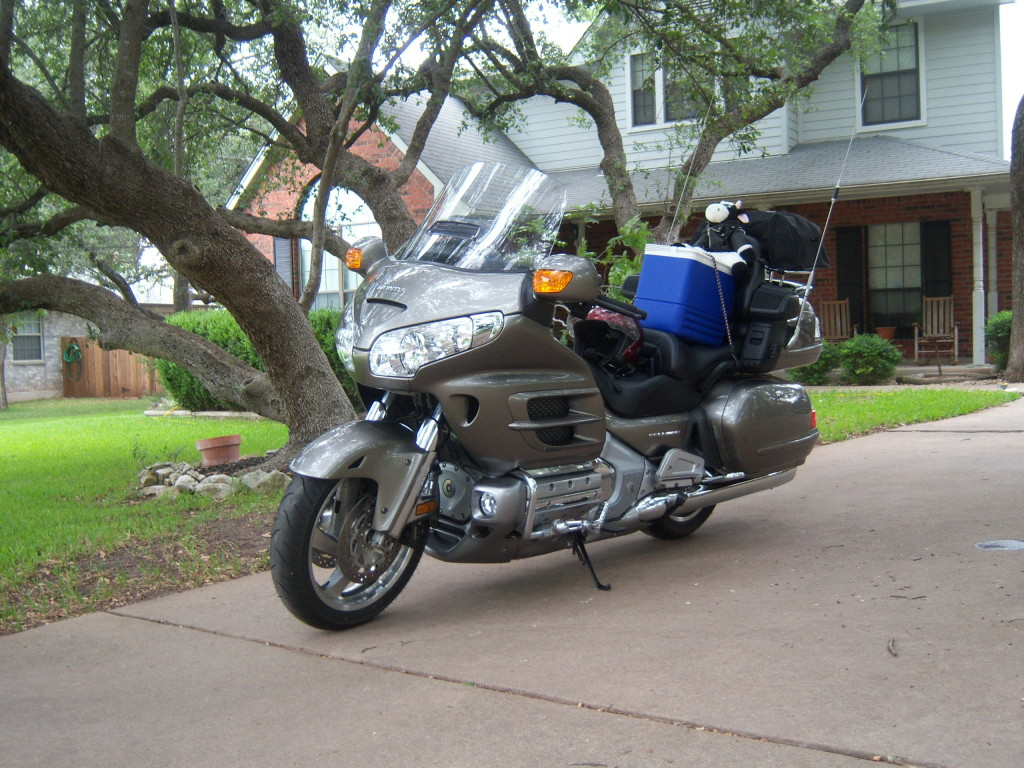 National Parks, Motorcycle, ride