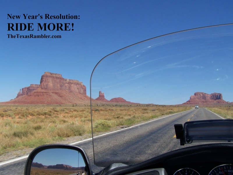 Motorcyclist New Years Resolution, motorcycle touring, motorcycle travel, motorcycle ride, motorcycle trip, motorcycle riding, motorcycle road trips