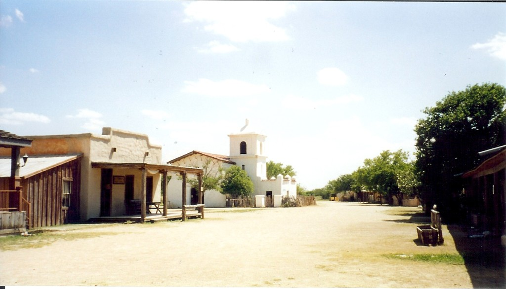 Alamo Village at Brackettville Texas