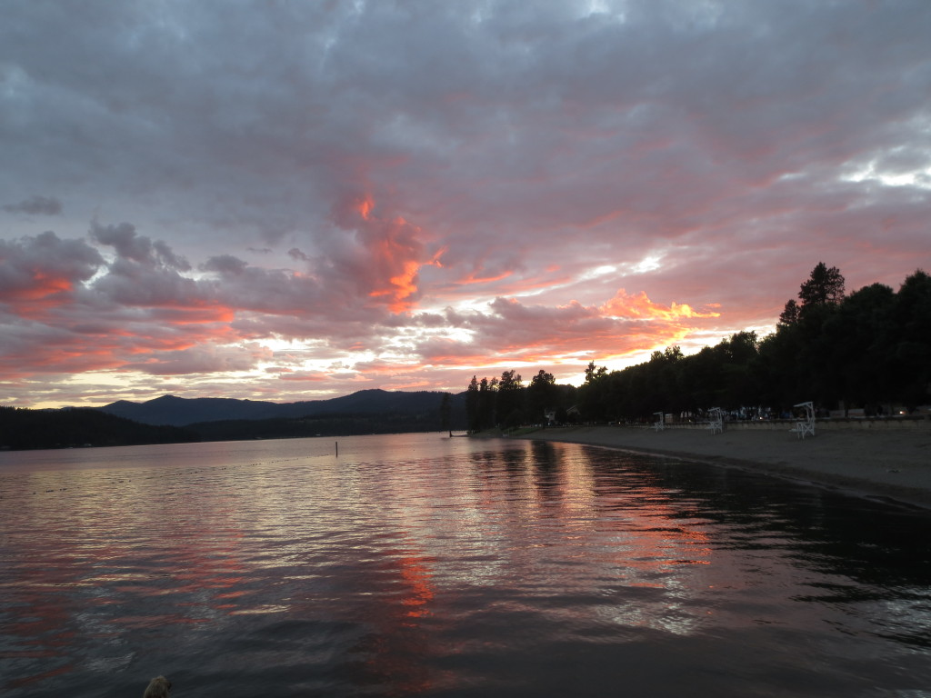 travel, Coeur d' Adlene, Ironman Triathlon