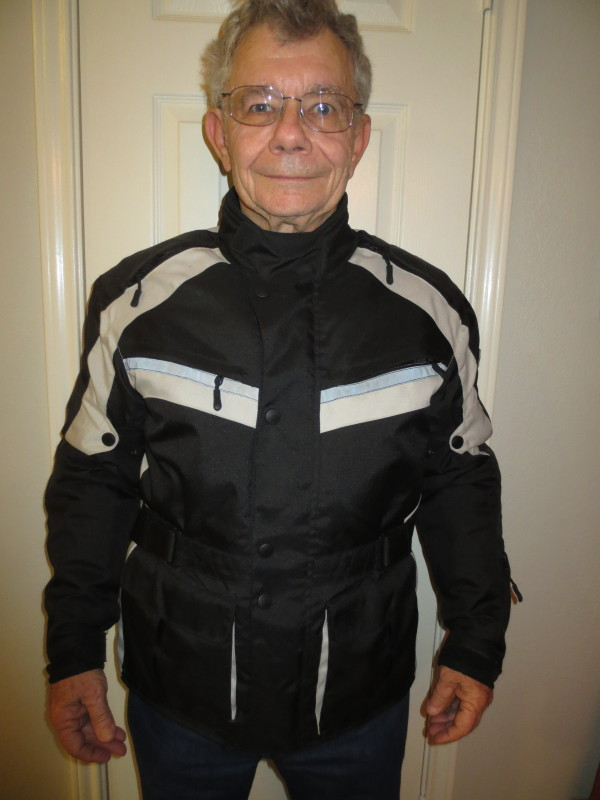 Motorcycle riding gear, motorcycle jacket